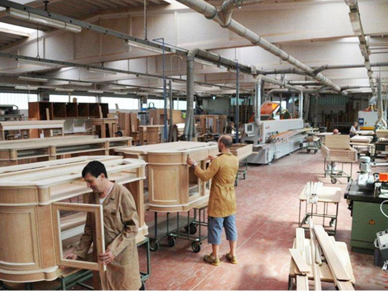 Мебельные производства красноярска